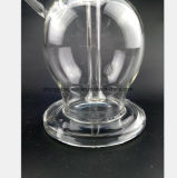 Tubo di acqua di vetro del tubo del filtrante dell'olio del tabacco di vetro di ripristino