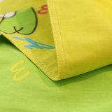 Comforters macios bonitos da ucha do fundamento do bebê da tela de algodão