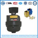 Tipo medidor de Kent de água do pistão giratório