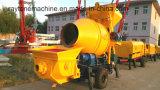 Guter verkaufender Dieselbetonmischer und Pumpe