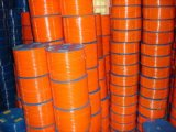 Boyau de polyuréthane, tube de polyuréthane, boyau d'unité centrale, tube d'unité centrale avec la couleur rouge
