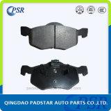 Stootkussen van de Rem van de Auto van Passanger van de Delen van China het Automobiele voor Nissan/Toyota