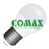 セリウムApproved G45 3W LED Bulb Light
