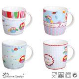 375ml Ceramic New Design Coffee Mug