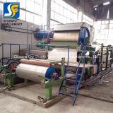Los fabricantes de máquinas de papel higiénico// Molino de la pasta de papel Material higiénico