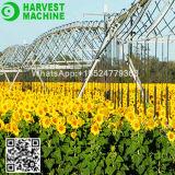中国は農場にスプリンクラーが付いている中心のピボット用水系統機械をタイプする