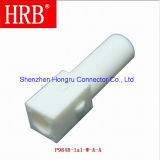Einzelne Pole-Stecker-Gehäuse-Verbinder mit Nylonmaterial