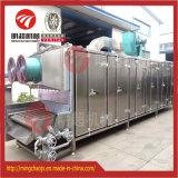 Máquina de secagem da correia de secador de túnel de tomate do equipamento