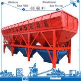 Macchina d'ammucchiamento automatica Plb3200 in pianta d'ammucchiamento concreta usando per la betoniera Js2000
