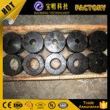 Conexão dos tubos de borracha do tubo de borracha hidráulico de máquinas de crimpagem da ferramenta de crimpagem
