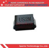 Us2m Do-214AC (SMA) Oberflächen-ultraschnelle Schaltungs-Gleichrichterdiode