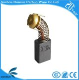 Meuleuse ronde balai de charbon pour outils électriques pièces de rechange
