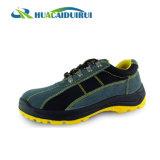 Leichte Stahlzehe verhindern Durchbohrung-Sicherheits-Schuhe