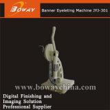 Operação Manual das sapatas de Banner Hat Eyeleting 10mm 12mm Olhal Diamete Lado da máquina pressione