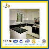 Countertops van het Graniet van Brazilië Zwarte voor Keuken en Badkamers