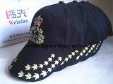 Recevoir les commandes à façon, procédé de qualité, chapeau d'armée