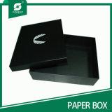 Boîte-cadeau de papier rose (FP11027)