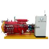 Реактор волокна углерода аттестации Ce