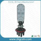 Enchimento de empacotamento de fibra óptica de cúpula 96 Splices (FOSC-D02)