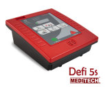 Portable Meditech First-Aid Medical Aed Defi5s with Selectable Energy