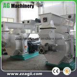 Appalottolatore di legno automatico della biomassa della macchina della pallina della segatura del laminatoio della pallina di Lubriction