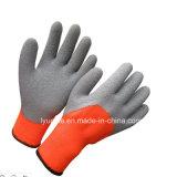 Прокладки из пеноматериала с покрытием из латекса промышленной безопасности труда защитные рабочие перчатки