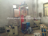 HDPE-LDPE modèle à double usage d'une machine de soufflage de film