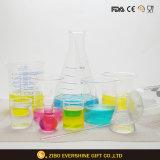 実験室のための卒業の化学ガラスビーカー