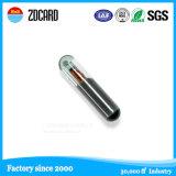 Markering van de Capsule van het Glas RFID van LF 125kHz de Dierlijke met Spuit