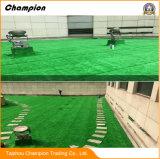 Novo Design para atividade Ginásio de Esportes de relva artificial futebol, barato preço Ginásio Grass relva artificial para ginásio Tribunal