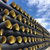 Tubo ondulato del PE di plastica del tubo del PE di Inductrial per l'acqua piovana