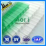 Лист поликарбоната радиации блоков вредный UV