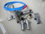 Tamprinter機械を伸ばす空気クランプスクリーンの伸張器の網