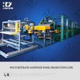 ポリウレタンサンドイッチパネルの生産ライン(自動)