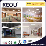 precio de fábrica con la luz del panel LED de alta calidad al por mayor de 12-72W