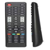 Air Mouse con teclado QWERTY 2.4G Mini Control Remoto Inalámbrico para Smart TV/TV Android