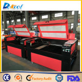 Boa máquina de gravura da estaca do laser do CNC do preço para Dek-1390 acrílico