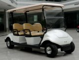 Dongfeng 4 Kar van het Golf van de Auto van de Club Seater de Elektrische voor Verkoop