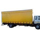 Tessuto impermeabile della tenda del lato del camion del coperchio del camion della tela incatramata del PVC