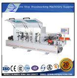 Machines à bois automatique de bandes de chant de bois en PVC de courbe de la machine