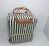 Mode de promotion de voyage Trolley sacs fourre-tout sac de laminage de bagages à roulettes