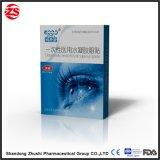 Gute Fabrik-Hydrogel-Augen-Änderung am Objektprogramm für das Schlafen und die Entspannung
