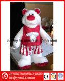 Oso Polar felpa Mami y Baby Toy con la certificación CE
