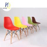 Популярные классические пластиковой задней металлической рамы для ног ресторанов стулья