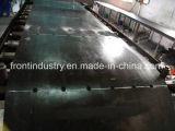 Correa a prueba de calor del elevador de compartimiento usada en fábrica del cemento