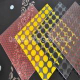 Impresión de cerámica Tempered pintada de la pantalla de seda de la frita de cristal