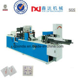 Estampación automática Máquina de Papel Servilleta plegable Factory