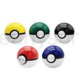 Smerigliatrice di Pokemon Pokeball per il compratore all'ingrosso con molti colori facoltativi (ES-GD-065)