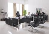 현대 가죽 MDF 사무실 책상 사무실 책상 (V2)