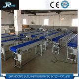 China-drehendes Stahlbandförderer-Prozessionssystem 2017